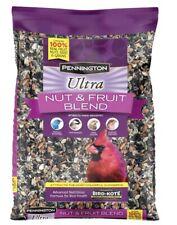 Pennington Ultra Fruit & Nut Blend, Wild Bird Seed and Feed, 14 lb. bag