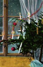 Weihnachten, Weihnachtsbaum am Fenster, 1917