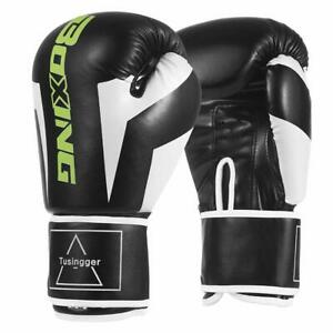 Training Boxing Gloves Men & Women,Cool Style Boxing Gloves,Kickboxing Gloves,Mu
