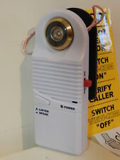 Minder DV100 View-Com door viewing talking listening spy hole security system