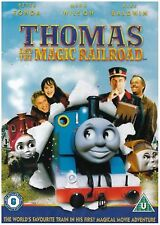 Thomas And The Magic Railroad Alec Baldwin, Mara Wilson, Peter Fonda NEW R2 DVD