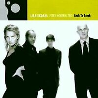 Back to Earth von Ekdahl,Lisa | CD | Zustand gut