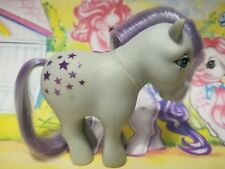 My Little Pony G1 ✿ BLUE BELLE AB EYES ✿ Nirvana Italy Airbrushed Blue Grey Body