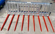 More details for c2 muck fork telehandler loader galvanized please select brackets from £660