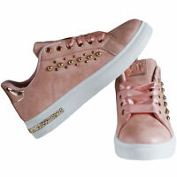 Women's Shoes Ladies Trainers Sneakers Beads Designers Sport Fitness Sizes 3-6