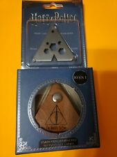 NIP RARE IMPORT HARRYPOTTER STAINLESS STEEL MULTITOOL  LEATHER LEATHERETTE POUCH