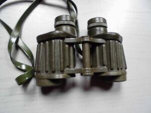 BW Bundeswehr Fernglas Hensoldt Zeiss 8x30 Feldstecher Jäger  Binocular