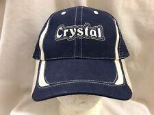 trucker hat baseball cap CRYSTAL BEET SEED retro vintage cool retro rare rave