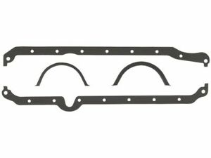 For 1987 Chevrolet V20 Oil Pan Gasket Set Mr Gasket 25514NC 5.7L V8