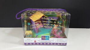 Pooh's Friendly Places - Tigger's Tree House - 1999 New Old Stock