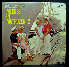Johnny Hoes Meisjes En Matrozen 2 LP Mint- Telstar TF 8011 TL Netherlands Stereo