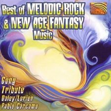Best of Melodic Rock & New Age Fantasy Music Tribute, Gong, Daley/Lorien,.. [CD]