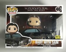 Pop Rides Supernatural #46 Baby With Sam  Hot Topic Sticker