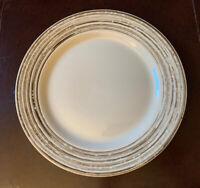 "Thomas Stoneware Birch Dinner Plate 10 3/4"""