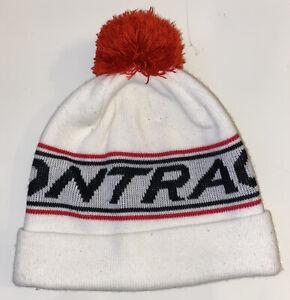VTG Bontrager Casual Winter Cycling Beanie Hat (5799-4) Rare Retro Biking
