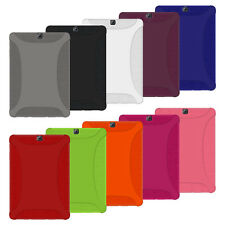 AMZER SILICONE SKIN FIT JELLY CASE COVER FOR SAMSUNG GALAXY TAB S2 9.7 SM-T7810
