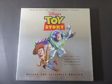 Disney's Toy Story Laserdisc Box Set complete. Near Mint Condition.