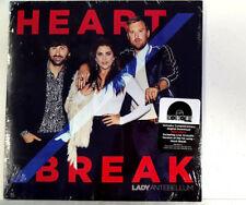 "LADY ANTEBELLUM Heart Break 7"" RED VINYL 45 NEW SEALED RSD 2018"