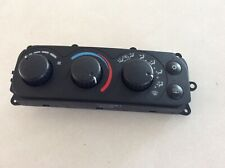 99-04 Chrysler 300M Intrepid Concorde AC Heater Climate Control 04698198AB