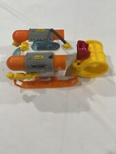 Matchbox submarine Toy Rare Missing Robotic Arms For Parts Only