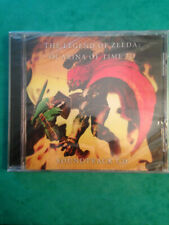 THE LEGEND OF ZELDA OCARINA OF TIME 3D SOUNDTRACK-CD 51 titres-NEUF SOUS BLISTER
