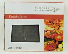 Santos Steakplatte 40,0 X 48,5 cm Gusseisen