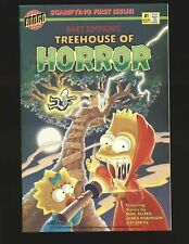 Bart Simpson's Treehouse Of Horror # 1 NM- Cond.