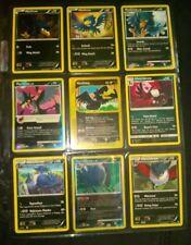 Pokemon Card/Tarjeta COOL 5 Murkrow, 4 Honchkrow Cards