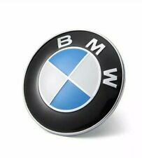 BMW Bonnet Badge 82mm Fits E46 E90 E91 E92 E81 M3 Series 1 2 3 X5 51148132375