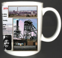 WALTON COLLIERY COAL MINE MUG LIMITED EDITION GIFT MINERS YORKSHIRE PIT
