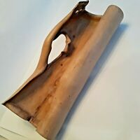 VINTAGE MCM Centerpiece NORWEGIAN WOOD Free Form/Organic WOODEN Object NORWAY #2
