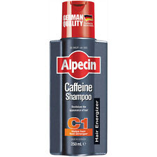 Alpecin Caffeine Shampoo C1 250ml - Promotes Hair Growth