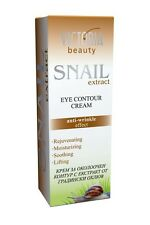 Victoria Beauty Eye Contour Cream with Snail Extract Against Dark Circles 30ml