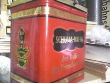 Markenlose alte Werbe-Blechdosen (bis 1960)