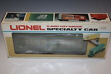 LIONEL TRAIN  #6-9308 AQUARIUM CAR NIB