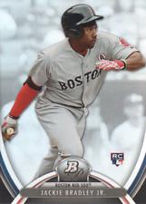 2013 (RED SOX) Bowman Platinum #84 Jackie Bradley Jr. RC