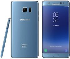 Samsung Galaxy Note FE N935FD Dual Sim 4/64GB Blue (Unlocked) Fedex/DHL