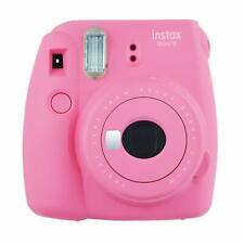 Mini Camara Instantanea Rosa Para Fiestas Reuniones Bodas Pink Instant Camera