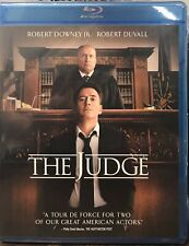 The Judge (Blu-ray, 2015) NEW SEALED