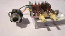 Pioneer QX-646   Speaker Switch Assembly & Earphone Jack   AWS-024 & K72-026