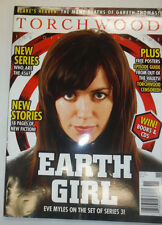 Torchwood Magazine Eve Myles & Episode Guide December 2008 040215R