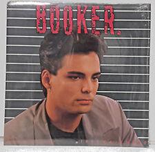 """1991 Booker Calendar - 12"""" x 12"""" SEALED! - SEALED"""