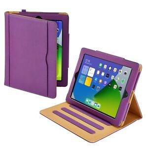 """iPad Case (8th Generation) 10.2"""" Soft Leather Smart Cover Wallet for Apple 2020"""