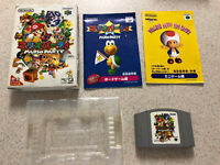 Complete Mario Party 1 Nintendo 64 Japanese Import Boxed N64 Japan JP US Seller