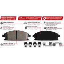 Disc Brake Pad and Rotor Kit Front Rear Power Stop K4025