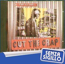 """THE CLASH """" CUT THE CRAP """" CD NUOVO DI NEGOZIO"""