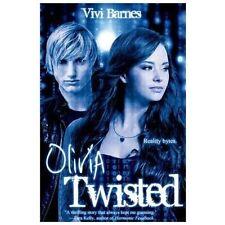 Olivia Twisted by Barnes, Vivi, Good Book