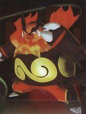 Japanese Pokemon Black & White EMBOAR DECK BOX NEW!!