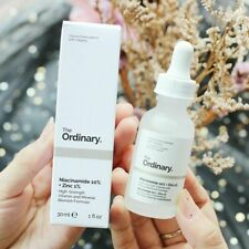 {The Ordinary} Niacinamide 10% + Zinc 1% High Strength Serum Vitamin 30ml