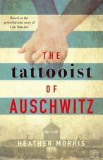 The Tattooist of Auschwitz By Heather Morris (Hardback   English)